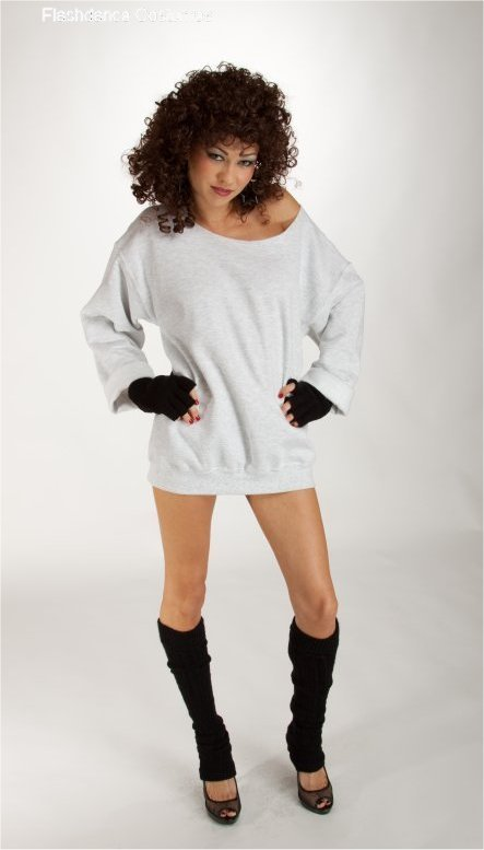 80's Flashdance Costume